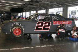 NASCAR teste la nouvelle voiture Nationwide