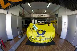 Voiture de David Coulthard, Mücke Motorsport