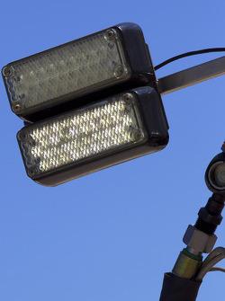 Lumière de stand