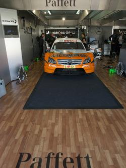 Voiture de Gary Paffett, Team HWA AMG Mercedes
