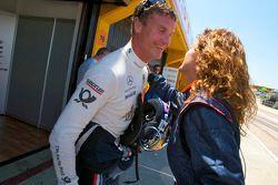 David Coulthard, Mücke Motorsport and Christina Surer