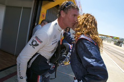 David Coulthard, Mücke Motorsport et Christina Surer