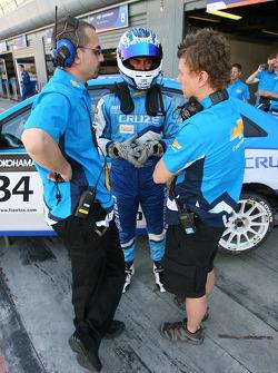 Leonel Pernía, Chevrolet Motorsport Sweden, Chevrolet Cruze LT