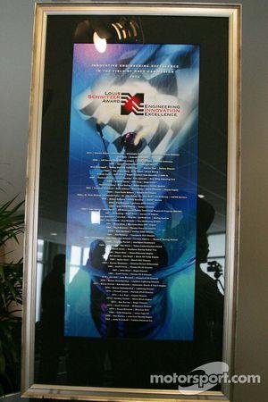 Louis Schwitzer Award Ceremony