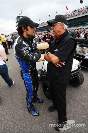 Raphael Matos, deFerran Dragon Racing and Rick Mears