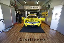 Voiture de David Coulthard, Mücke Motorsport AMG Mercedes C-Klasse