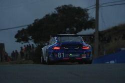#81 Alex Job Racing Porsche 911 GT3 Cup: Juan Gonzalez, Butch Leitzinger, Rudy Junco, Jr.