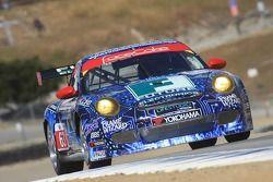 #63 TRG Porsche 911 GT3 Cup: Henri Richard, Mark Thomas, Andy Lally, Rene Villeneuve