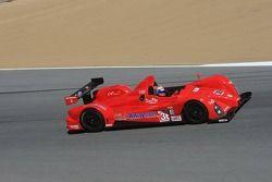 #36 Genoa Racing Oreca FLM09: Tom Weickardt, Tom Sutherlet, Kyle Marcelli