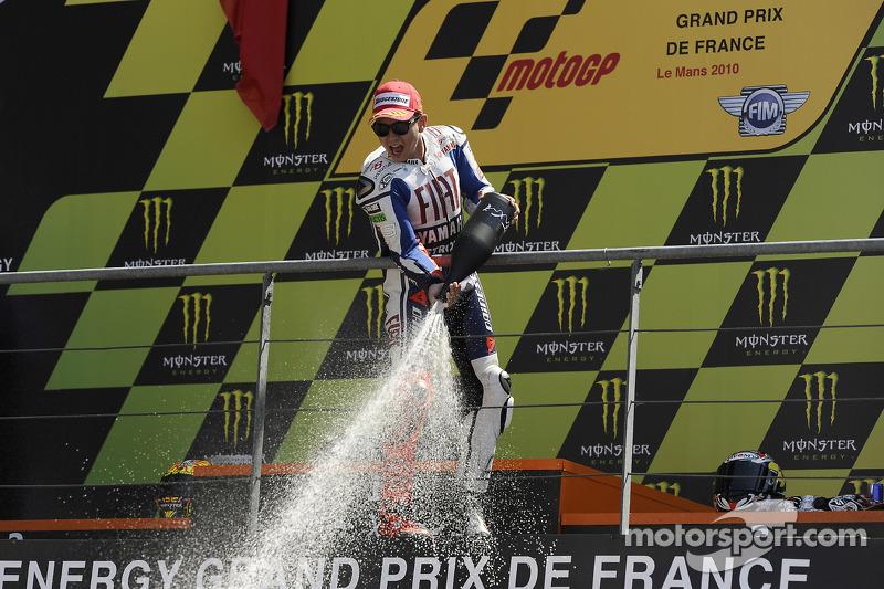 #7 GP de France 2010 (Yamaha)
