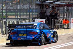 Александр Према, Audi Sport Team Phoenix Audi A4 DTM следует к стартовой решетке