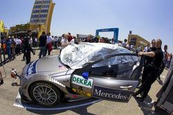 Voiture de Bruno Spengler, Team HWA AMG Mercedes C-Klasse