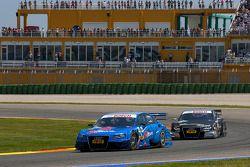 Alexenre Prémat, Audi Sport Team Phoenix Audi A4 DTM, Timo Scheider, Audi Sport Team Abt Audi A4 DT