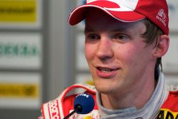 Post-race press conference: race winner Mattias Ekström, Audi Sport Team Abt