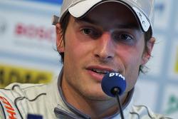 Conférence de presse d'après course :3e Bruno Spengler, Team HWA AMG Mercedes