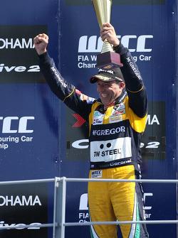 Podium: 2e Tom Coronel, SR - Sport, Seat Leon 2.0 TDI