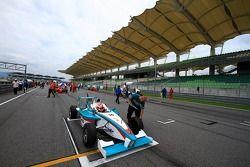 Calvin Wong, Petronas Mofaz Racing