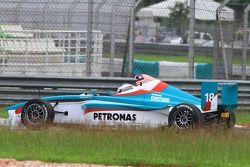 Natasha Seatter , PETRONAS Mofaz Racing