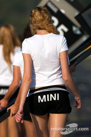 Mini grid girls