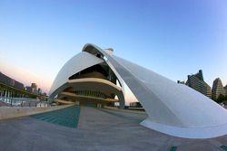 La Cité des Arts et Sciences