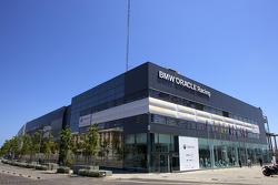 America Cup team basé dans le port de Valence