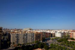 A view of Valencia