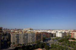 Vue de Valence