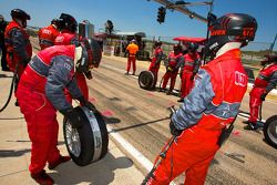 Audi Sport Team Abt team members