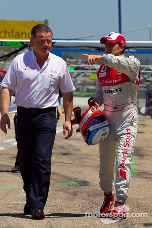 Markus Winkelhock, Audi Sport Team Rosberg