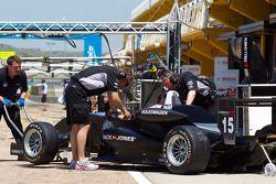 Kevin Magnussen, Motopark Academy Dallara F308 Volkswagen
