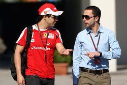 Felipe Massa, Scuderia Ferrari, Nicolas Todt, Driver manager