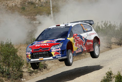 Даниэль Сордо и Марк Марти, Citroën C4 Citroën Total World Rally Team