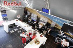 Citroën Total World Rally Team hospitality