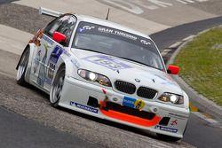 #193 RG Bergisch Gladbach ADAC BMW 330d: Thomas Haider, Rainer Kutsch, Joachim Schulz