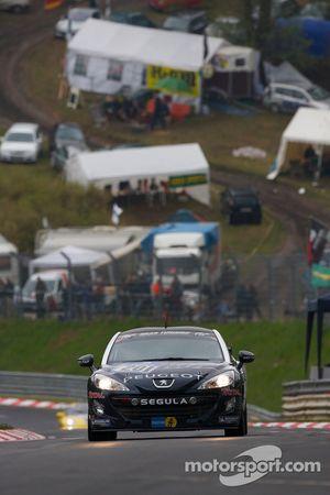 #201 Peugeot Peugeot RC Z: Jürgen Nett, Joey Kelly, Michael Bohrer, Henning Klipp