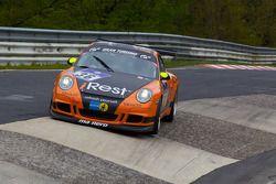 #36 Mamerow Racing Porsche 911 GT 3: Frank Kräling, Marc Gindorf, Peter Scharmach, Arnaud Peyroles