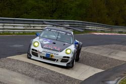 #12 Mamerow Racing Porsche 911 GT3 R: Chris Mamerow, Wolf Henzler, Jörg Hardt