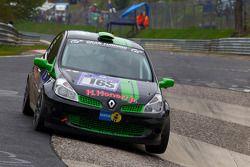 #165 Schläppi Race-Tec Renault Clio Cup: Nicolas Abril, Stig Näs