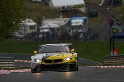 #77 Need for Speed by Schubert Motorsport BMW Z4 GT3: Claudia Hürtgen, Stian Sorlie, Jörg Viebahn,