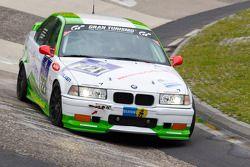 #221 MSC Adenau BMW E36 M3: Uwe Krumscheid, Stefan Manheller, Jürgen Lennarz