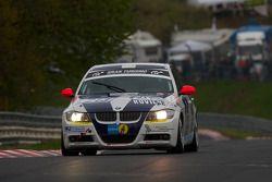 #213 MSC Ruhr Blitz Bochum BMW E46 325i: Rolet Botor, Michael Eichhorn