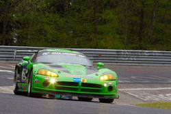 #22 Vulkan Racing - Mintgen Motorsport Dodge Viper: Dirk Riebensahm, Christian Kohlhaas, Christopher Brück