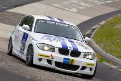 #218 MSC Ruhr Blitz Bochum BMW E87 130i: Jörn Heuberg, Jan Heiler