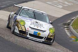 #27 Scuderia Offenbach Porsche 997 Cup: Matthias Weilet, Rodney Forbes