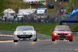 #200 Peugeot Peugeot RC Z: Jean-Philippe Peugeot, Stéphane Caillet, Cyrus Ayari, Olivier Perez, #14