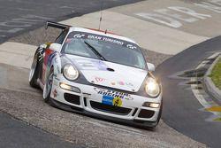 #14 Tsunami RT Porsche 997 GT3 Cup: Alexenr Gayday, Andrii Kruglyk, Aleksey Basov, Michael Schratz