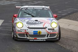 #35 Scuderia Offenbach Porsche 997 GT3 Cup: Matthias Weilet, Rodney Forbes, Kai Riemer, David Horn