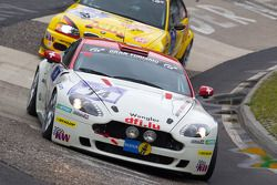 #74 Gentle Swiss Racing Aston Martin Vantage N24: Fredy Barth, Daniel Hadorn, Corentine Quiniou