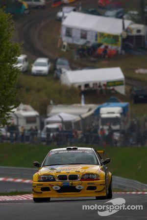 #90 MSC Rhön Automobilclub von Deutschlen BMW M3 E46: Pierre de Thoisy, Therry Depoix, Philippe Hae
