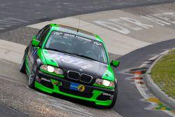 #216 Dolate Motorsport BMW E46 325i: Jürgen Meyer, Frank Unverhau